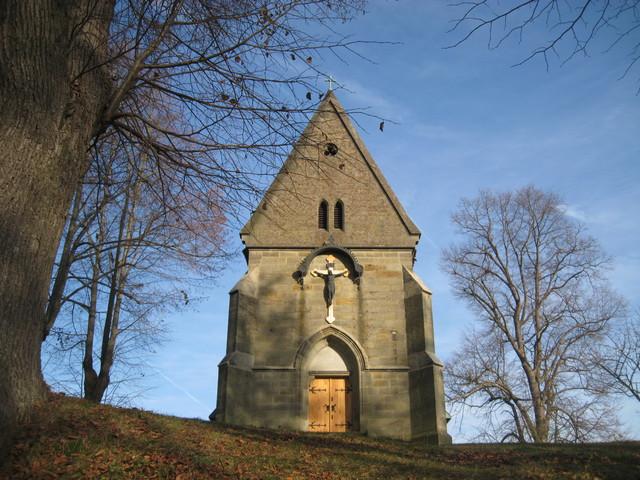 Kaple Nanebevzetí Panny Marie